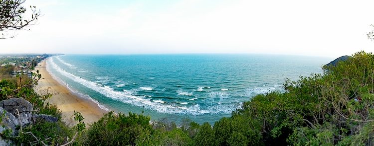 Кайтсерфинг Таиланд или Вьетнам? Где лучше кататься на кайте и отдыхать?