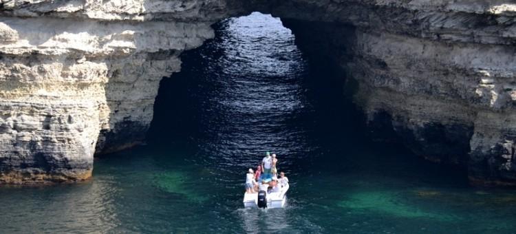 Кайт туры в Крым Межводное