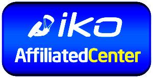 IKO_AffiliatedCenter_gagarinkite logo iko