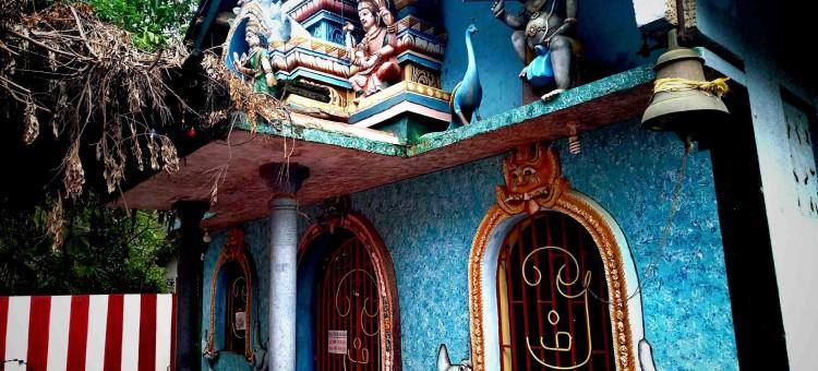 Воспоминания о Большой воде, Шри-Ланка, провинция Хамбантота