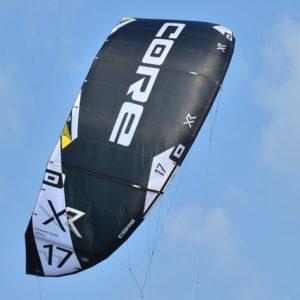 Кайт Core XR 5 17 метров lw 2019 года для слабого ветра в воздухе фото