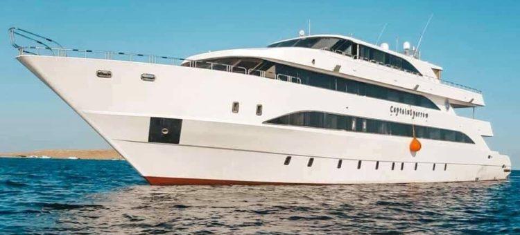 Кайт сафари в Египте на супер яхте