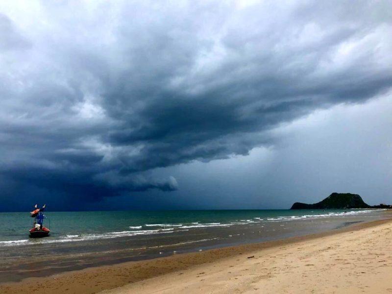 Дождевые облака, как они образуются фото