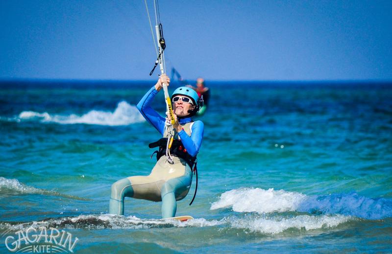 обучение кайтсерфингу с нуля в Крыму Межводное фото