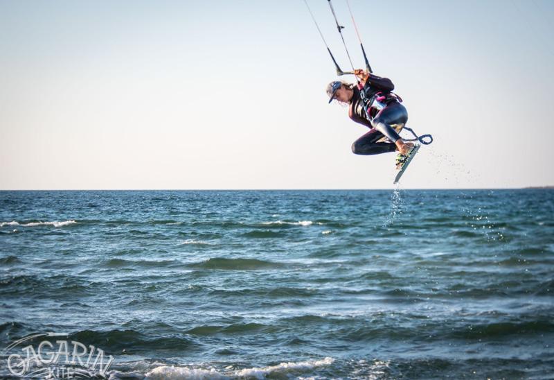 прыжки обучение кайтсерфингу в Межводном фото
