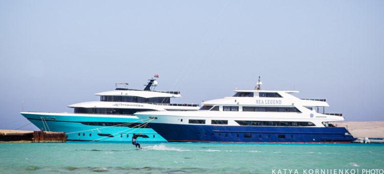 Кайт сафари на супер-яхте в Египте, старт 9 октября 2021